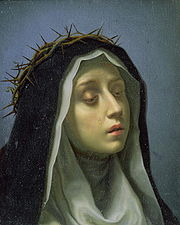 St Catherine of Siena (by Carlo Dolci)