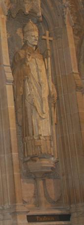 St Paulinus of York