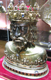 Herma of Saint Sigismund in Płock